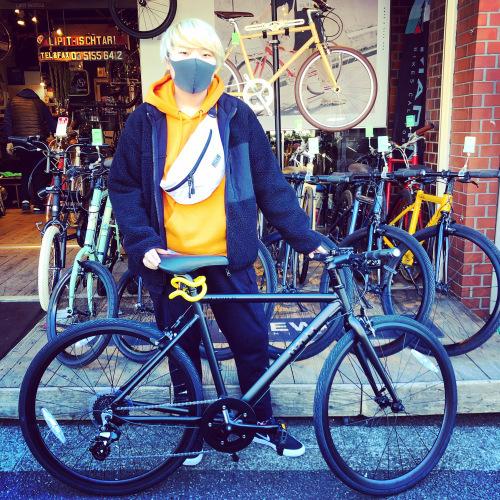☆tern ターン 特集☆「 CLUTCH クラッチ 」 クロスバイク 650c おしゃれ自転車 自転車女子 自転車ガール クラッチ ターン rojibikes クレスト AMP F1_b0212032_19345544.jpeg