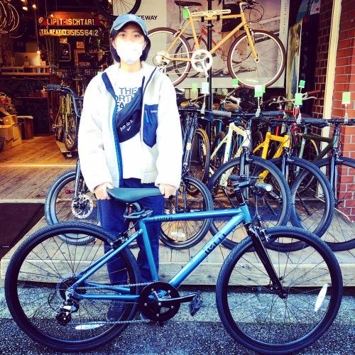 ☆tern ターン 特集☆「 CLUTCH クラッチ 」 クロスバイク 650c おしゃれ自転車 自転車女子 自転車ガール クラッチ ターン rojibikes クレスト AMP F1_b0212032_19363402.jpeg