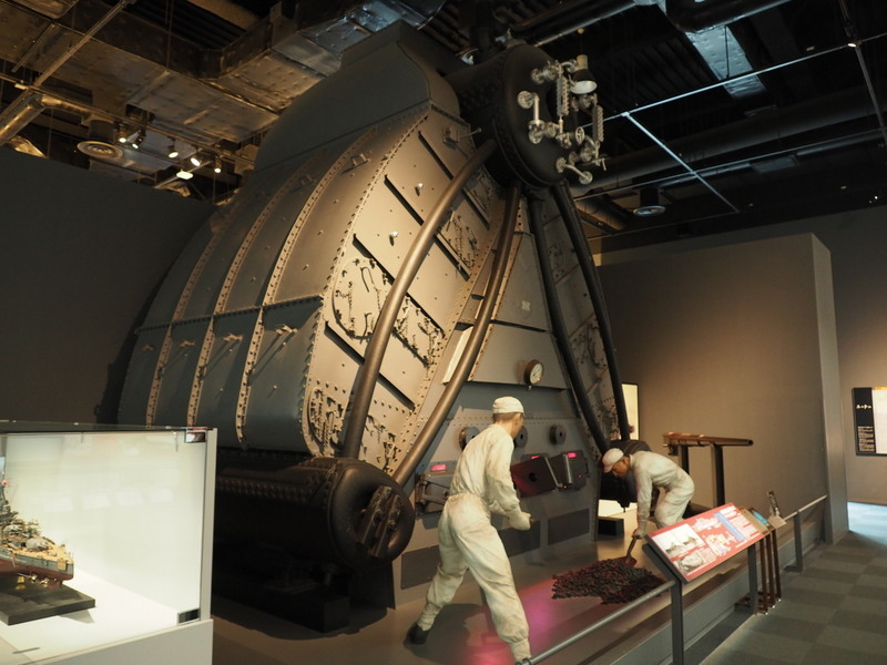 2020.11.06 大和ミュージアム常設展①_a0225740_18170224.jpg