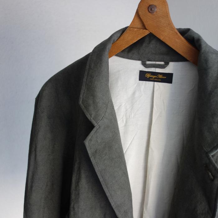 4月の製作 / classic irishworker jacket_e0130546_14103518.jpg