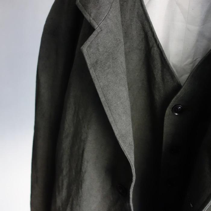 4月の製作 / classic irishworker jacket_e0130546_14112510.jpg