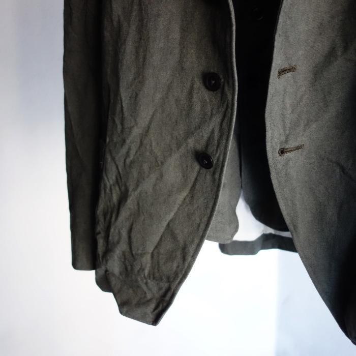 4月の製作 / classic irishworker jacket_e0130546_14114413.jpg