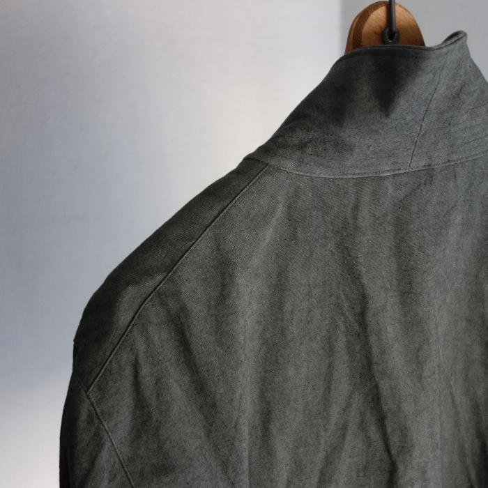 4月の製作 / classic irishworker jacket_e0130546_14123673.jpg