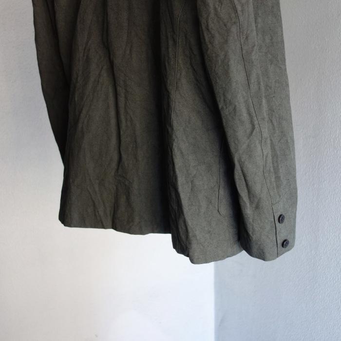 4月の製作 / classic irishworker jacket_e0130546_14130684.jpg
