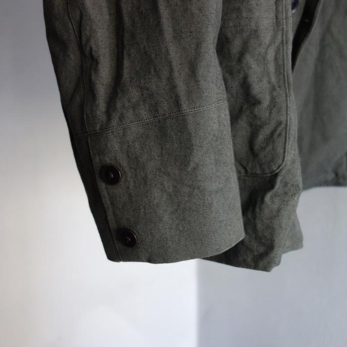 4月の製作 / classic irishworker jacket_e0130546_14132410.jpg