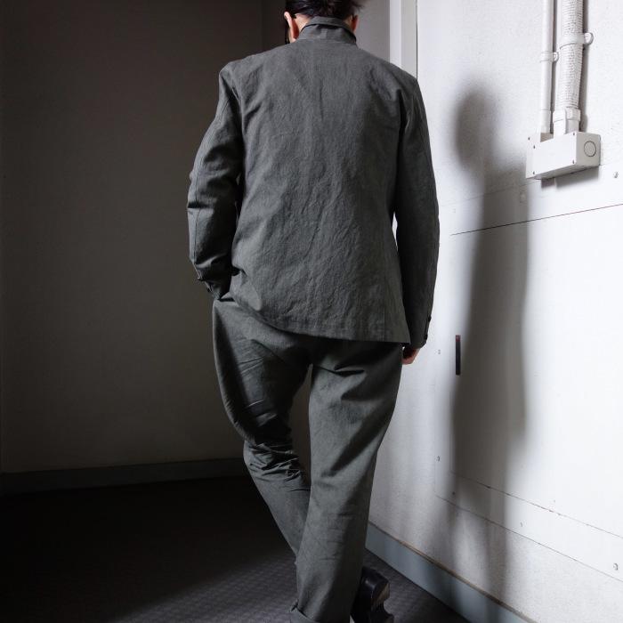 4月の製作 / classic irishworker jacket_e0130546_14191852.jpg