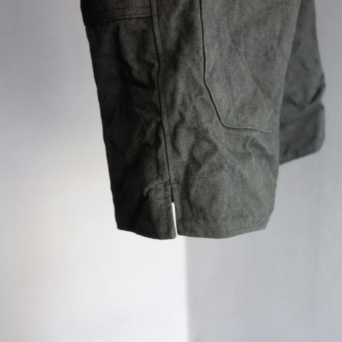 4月の製作 / DA classic vest_e0130546_14283240.jpg
