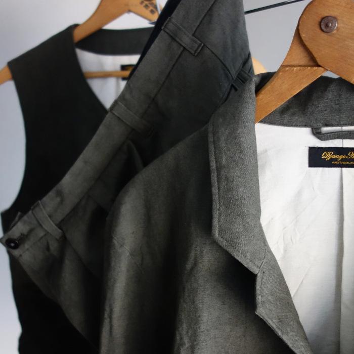 4月の製作 / classic irishworker jacket_e0130546_18025866.jpg