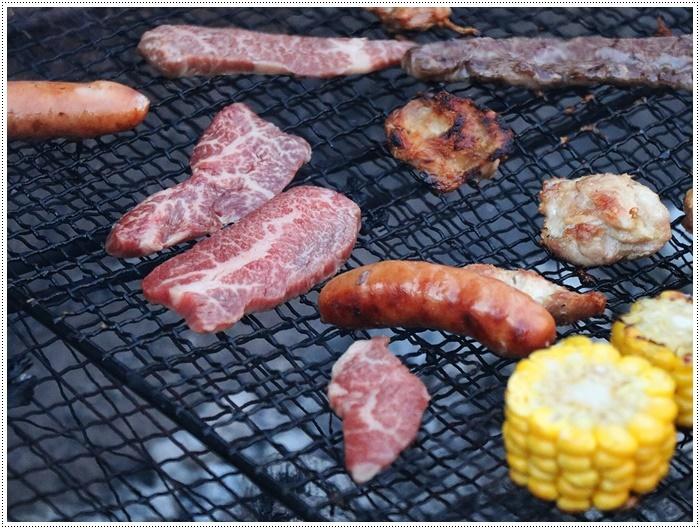 お庭BBQにはちと寒い。。。(*⌒∇⌒*)テヘ♪_b0175688_19380419.jpg