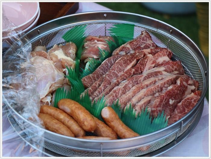 お庭BBQにはちと寒い。。。(*⌒∇⌒*)テヘ♪_b0175688_19415060.jpg