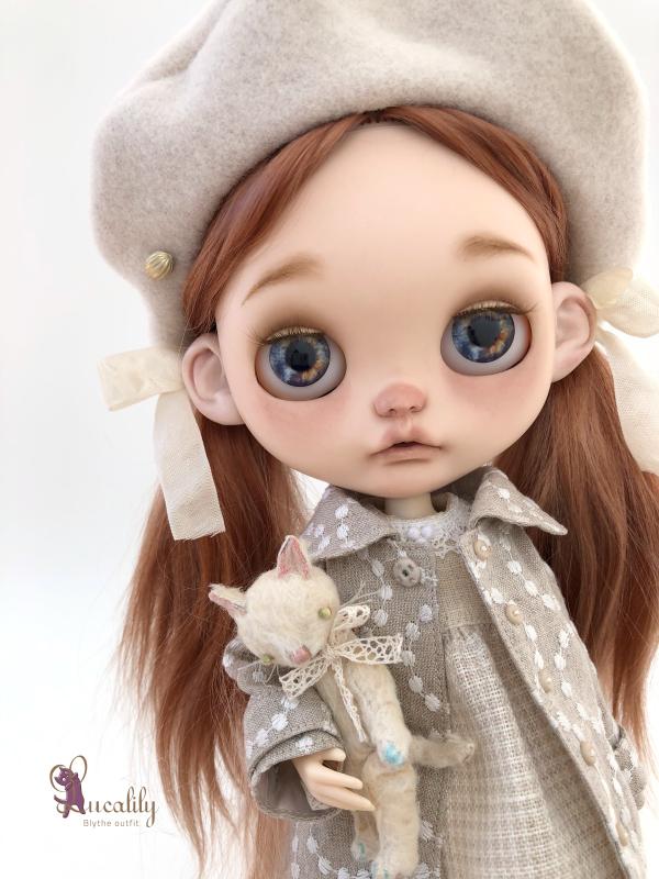 *lucalily * dolls clothes* Spring Coat Set *_d0217189_21461408.jpeg