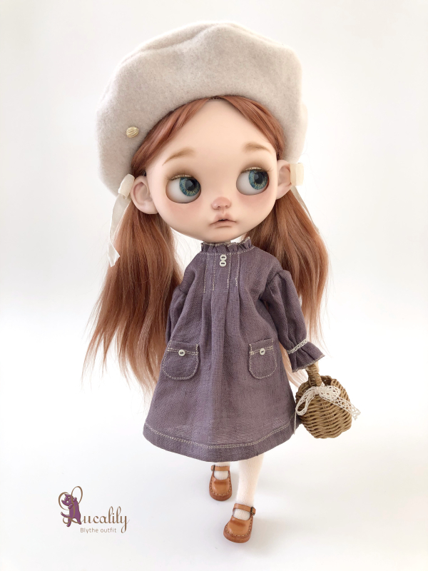 *lucalily * dolls clothes* Spring Coat Set *_d0217189_21462388.jpeg