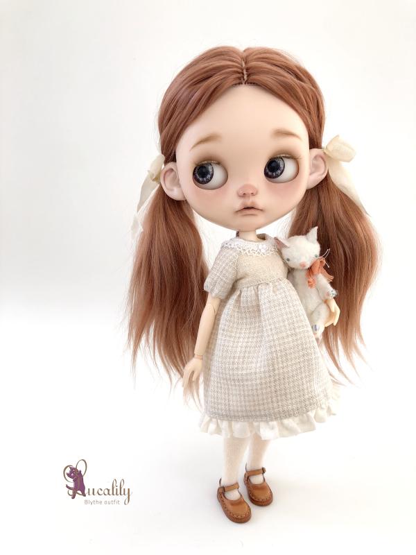 *lucalily * dolls clothes* Spring Coat Set *_d0217189_21462682.jpeg