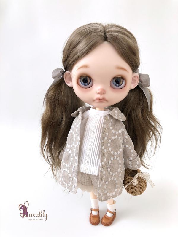 *lucalily * dolls clothes* Spring Coat Set *_d0217189_21463488.jpeg