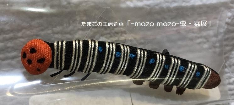 たまごの工房企画「-mozo mozo- 虫・蟲展」 その2_e0134502_18003888.jpg