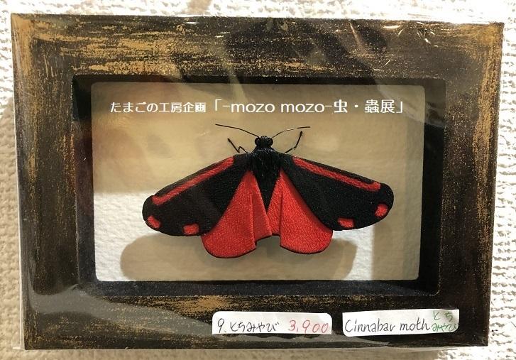 たまごの工房企画「-mozo mozo- 虫・蟲展」 その2_e0134502_18022691.jpg