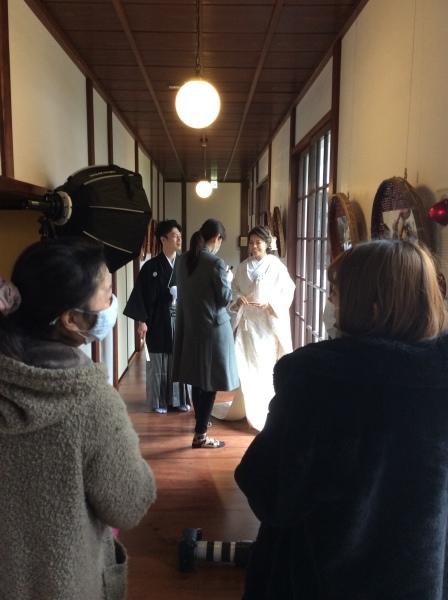 """小松市から""""結婚式の前撮り""""の御客様_f0289632_12571459.jpg"""