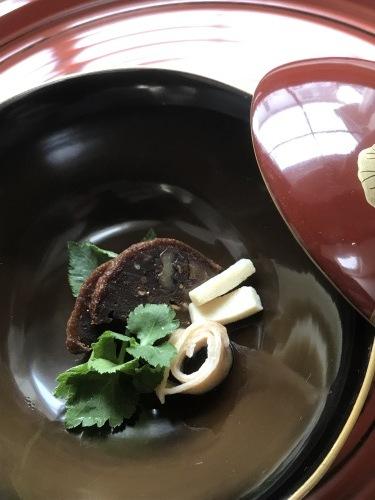柚餅子と鰻丼_c0134734_12443116.jpeg