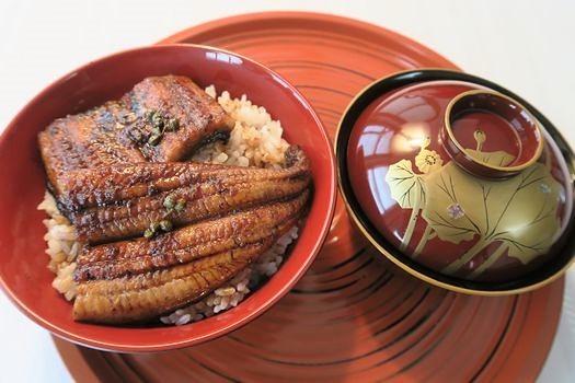 柚餅子と鰻丼_c0134734_12474515.jpg