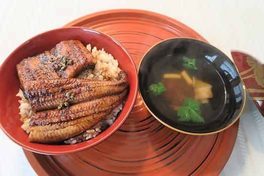 柚餅子と鰻丼_c0134734_12475441.jpg