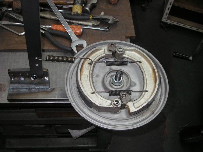 BMW  R50 継続検査とETC取り付け_e0218639_14491723.jpg