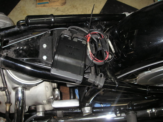 BMW  R50 継続検査とETC取り付け_e0218639_14531999.jpg