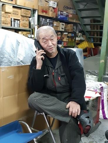 ヨゴレ先輩が 小綺麗に..... (驚)_b0138552_20412034.jpg