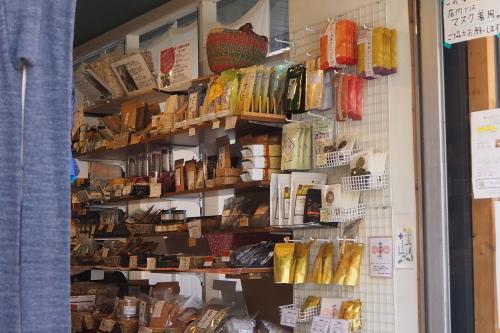 モノがたりマーケット@cafe slow_e0243765_15573031.jpg