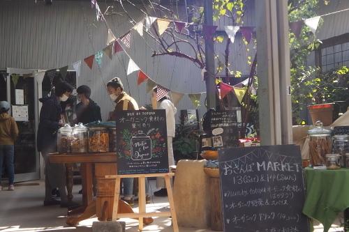 モノがたりマーケット@cafe slow_e0243765_16423031.jpg