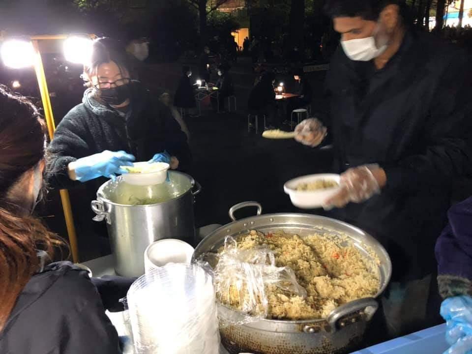 2月13日 炊き出しボランティア日記_f0021370_09323840.jpg