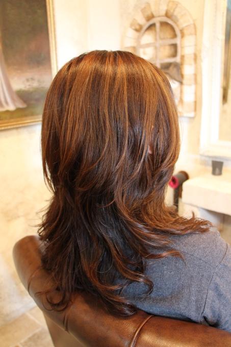 秋に向けてのトーンダウン - HAIR DRESS  Fa-go    武蔵浦和 美容室 ブログ