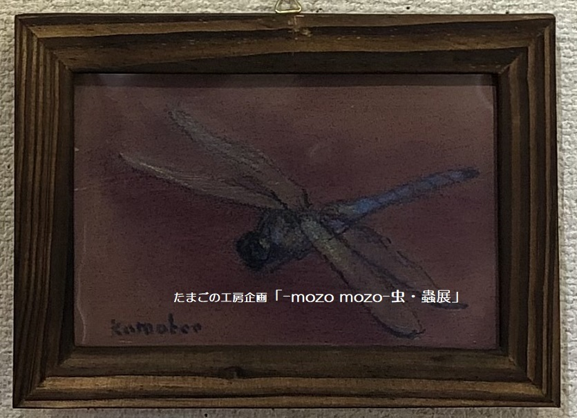 たまごの工房企画「-mozo mozo- 虫・蟲展」 その3_e0134502_18584799.jpg
