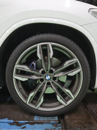 BMW・X3 M40d、ローダウンです。_e0188729_17423702.jpg