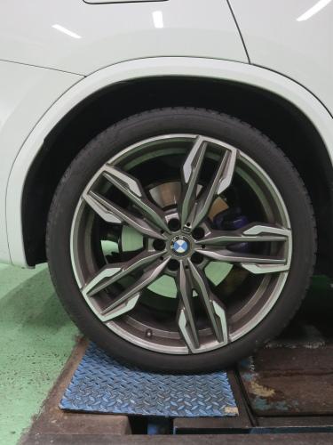 BMW・X3 M40d、ローダウンです。_e0188729_17424872.jpg