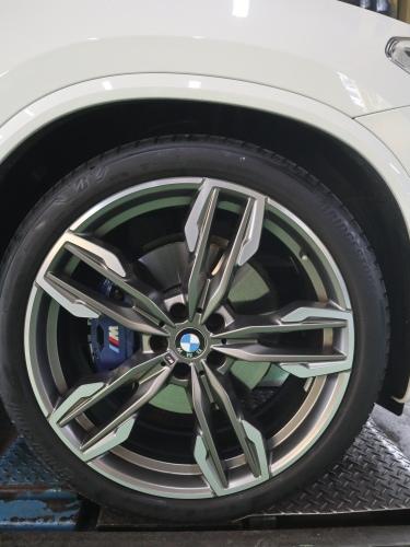 BMW・X3 M40d、ローダウンです。_e0188729_17432642.jpg