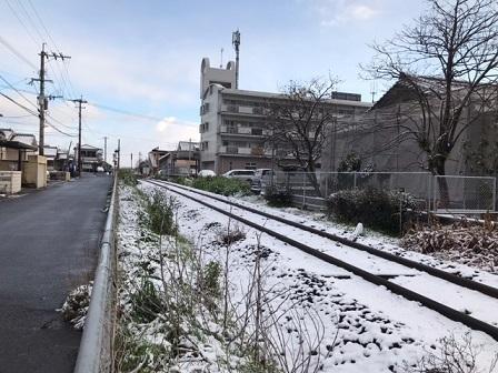 鹿児島市で2㎝の積雪。夜、三好さんのピアノ演奏_e0130185_12454785.jpg