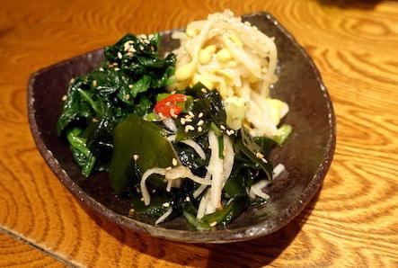 「韓国食堂 入ル」オモニの味と、魅惑の一皿。_b0118001_14402886.jpg