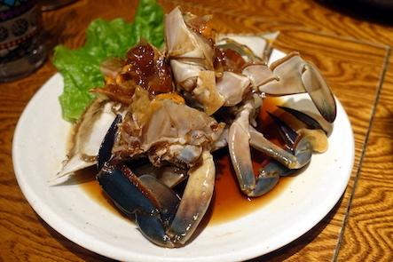「韓国食堂 入ル」オモニの味と、魅惑の一皿。_b0118001_14405186.jpg