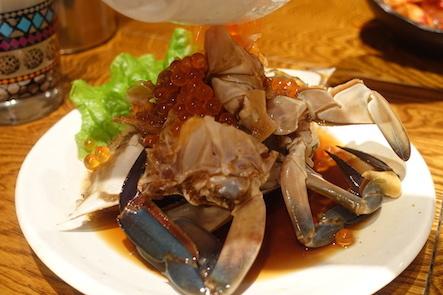 「韓国食堂 入ル」オモニの味と、魅惑の一皿。_b0118001_14410312.jpg