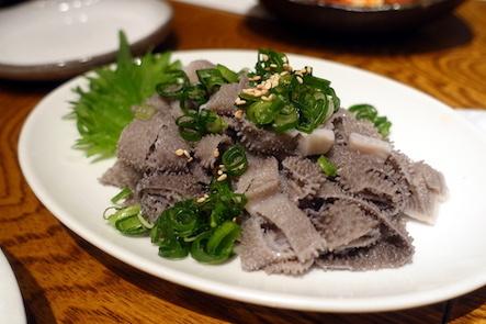 「韓国食堂 入ル」オモニの味と、魅惑の一皿。_b0118001_14414718.jpg
