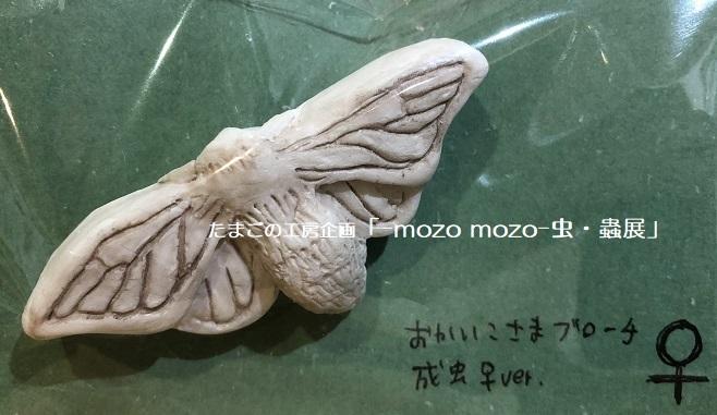 たまごの工房企画「-mozo mozo- 虫・蟲展」 その4_e0134502_16215261.jpg