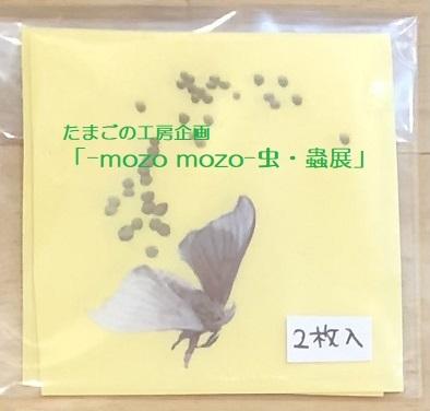 たまごの工房企画「-mozo mozo- 虫・蟲展」 その4_e0134502_16220255.jpg