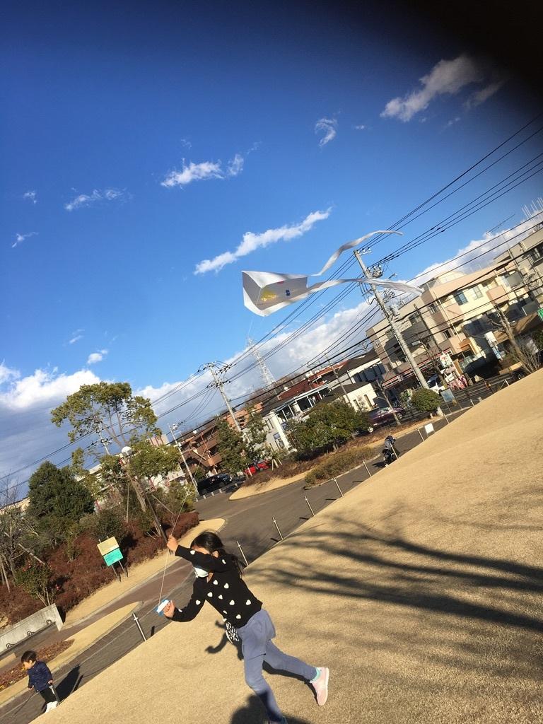 凧作り〜♪_e0131910_09490868.jpeg