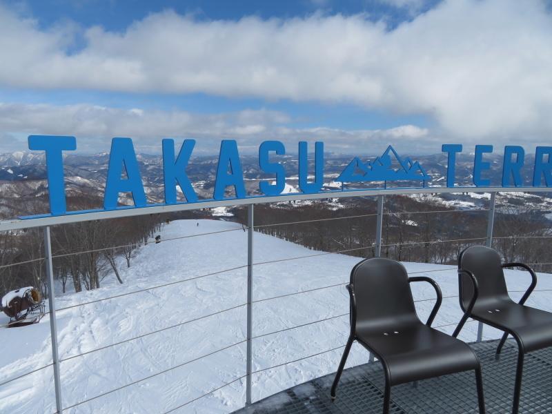 帰りも樹氷が美しかった 大日ケ岳 (1,708.9M)    下山 編_d0170615_19280056.jpg