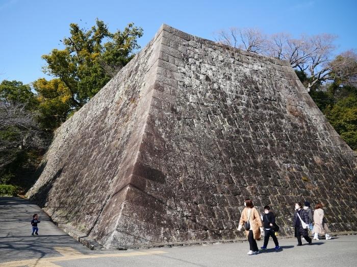 和歌山城松の丸櫓台  2021-02-21 00:00_b0093754_20553979.jpg