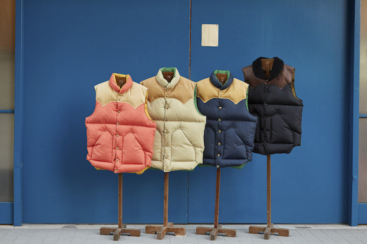 """RMFB DOWN VEST / CHRISTY DOWN VEST\""ってこんなこと。_c0140560_09293011.jpg"