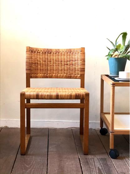 Borge Mogensen BM61 Dining Chair ①_c0139773_03042427.jpg
