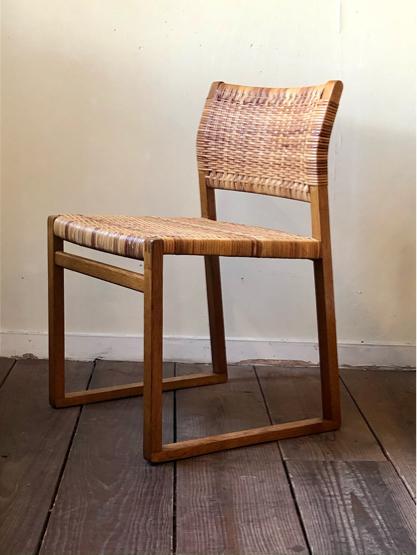 Borge Mogensen BM61 Dining Chair ①_c0139773_03042540.jpg