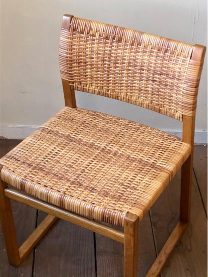 Borge Mogensen BM61 Dining Chair ①_c0139773_03042720.jpg