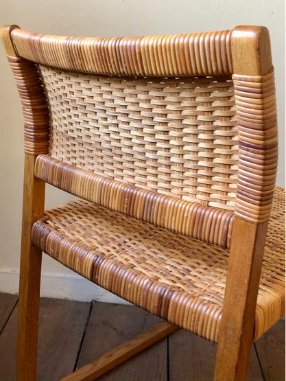 Borge Mogensen BM61 Dining Chair ①_c0139773_03063690.jpg